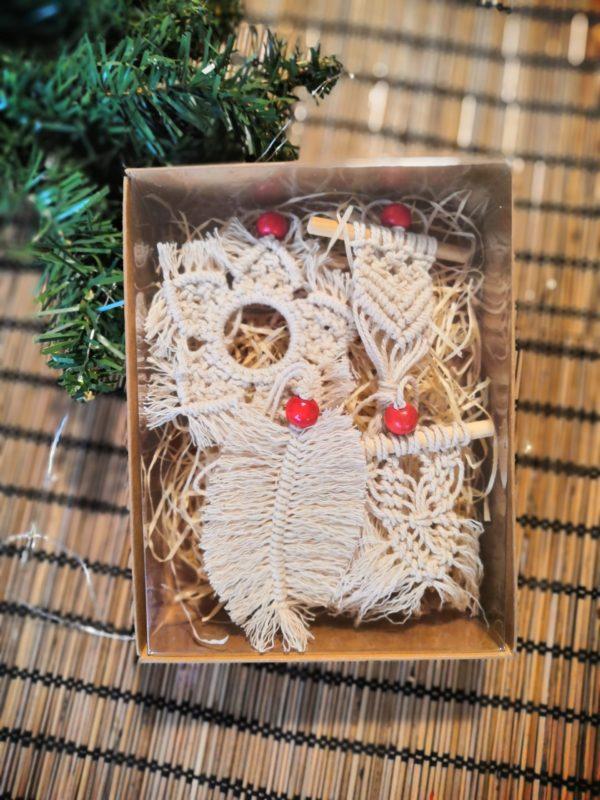 makramee jõuluehted