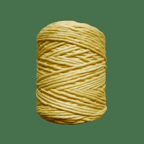 makramee nöör kollane